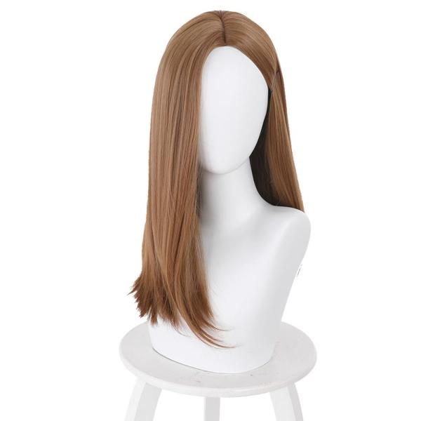 Resident Evil 8 Village Daniela Cosplay Wig Heat Resistant Synthetic Hair Carnival Halloween Party Props