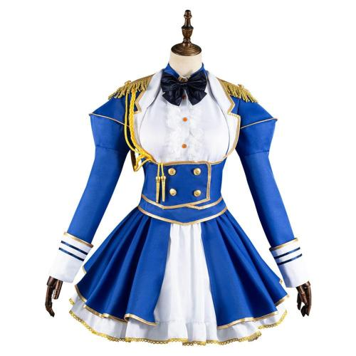 Pretty Derby Daiwa Scarlet Cosplay Costume Outfits Halloween Carnival Suit