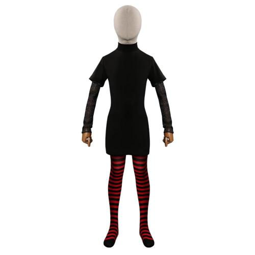 Kids Hotel Transylvania: Transformania -Mavis  Cosplay Costume Halloween Carnival Suit