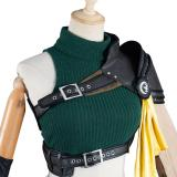 Final Fantasy VII: Remake Intergrade FF7 Yuffie Kisaragi Cosplay Costume Outfits Halloween Carnival Suit