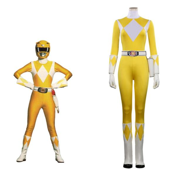 Anime Kyoryu Sentai Zyuranger -Boy/TigerRanger Bodysuit Cosplay Costume Outfits Halloween Carnival Suit