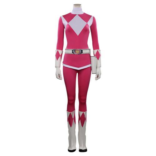 Anime Kyoryu Sentai Zyuranger -Mei/Ptera Ranger Bodysuit Cosplay Costume Outfits Halloween Carnival Suit