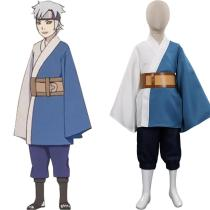 BORUTO -NARUTO THE MOVIE Mitsuki Cosplay Costume Outfits Kids Children  Halloween Carnival Suit