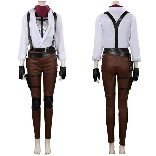 Free Guy Milly Cosplay Costume Outfits Halloween Carnival Suit