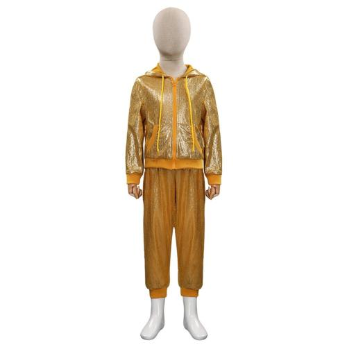 Sing 2 Gunter Cosplay Costume Outfits Halloween Carnival Suit