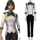 Anime Shang-Chi and the Legend of the Ten Rings-XIALING Cosplay Costume Outfits Halloween Carnival Suit