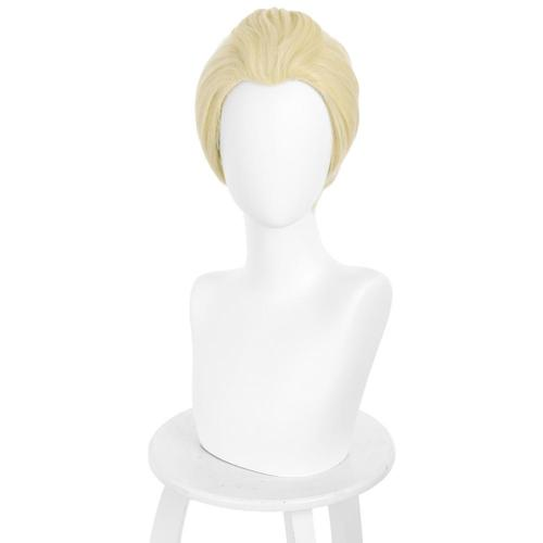 Anime Shadows House Ram/Shadow Patrick Cosplay Wig Heat Resistant Synthetic Hair Carnival Halloween Party Props