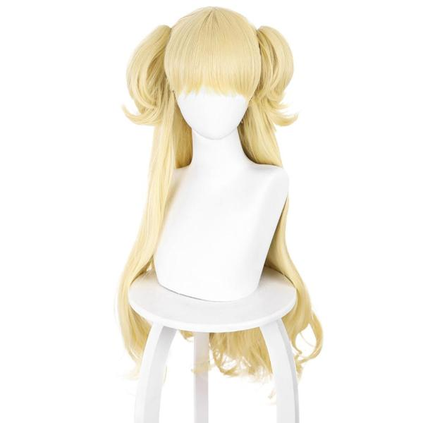 Anime Shadows House Emilico Cosplay Wig Heat Resistant Synthetic Hair Carnival Halloween Party Props