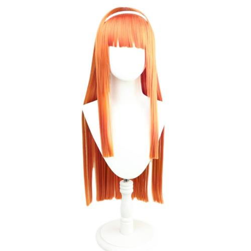 Pretty Derby Silence Suzuka Cosplay Wig Heat Resistant Synthetic Hair Carnival Halloween Party Props