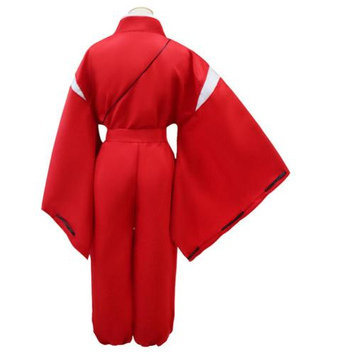 Anime Inuyasha Cosplay Costume Outfits Halloween Carnival Suit