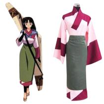 Anime Inuyasha -Sango Cosplay Costume Outfits Halloween Carnival Suit