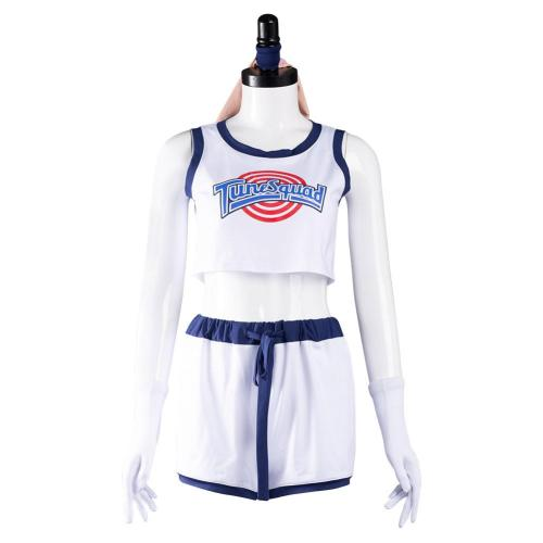 Space Jam Lola Bunny Cosplay Costume Outfits Halloween Carnival Suit