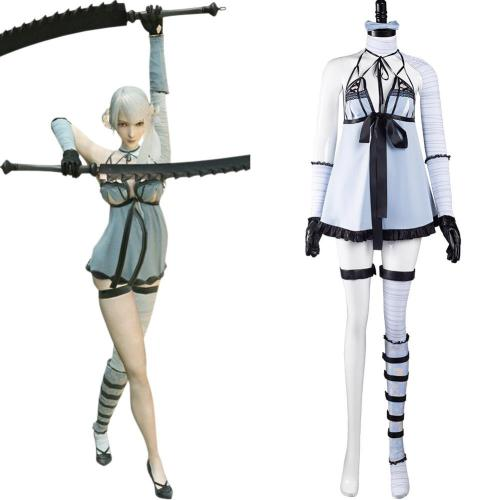 NieR Replicant Kaine Cosplay Costume Outfits Halloween Carnival Suit