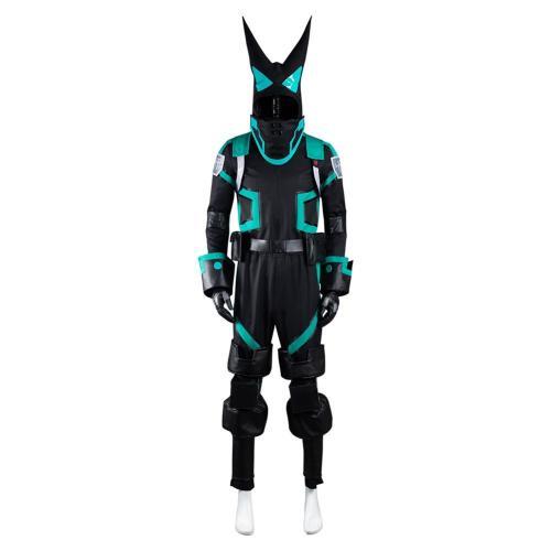 My Hero Academia Midoriya Izuku Cosplay Costume Outfits Halloween Carnival Suit