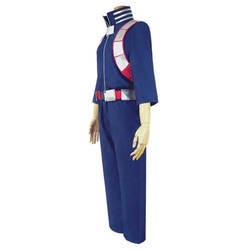 My Hero Academia Todoroki Shoto Cosplay Costume Outfits Halloween Carnival Suit