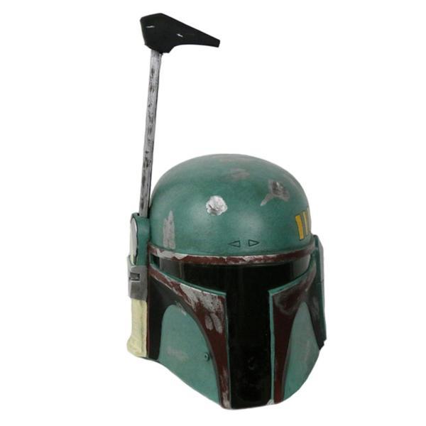 Star Wars Helmet The Bounty Hunter Boba Fett Helmet Mask Cosplay Halloween PVC Helmet Mask Props