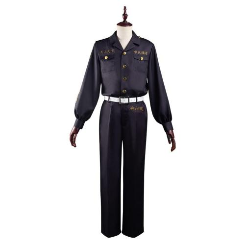 Anime Tokyo Revengers Mitsuya Takashi Cosplay Costume Outfits Halloween Carnival Suit