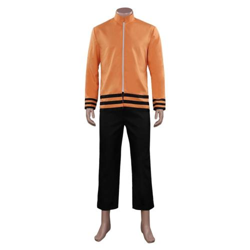 Boruto-Uzumaki Naruto Cosplay Costume Outfits Halloween Carnival Suit