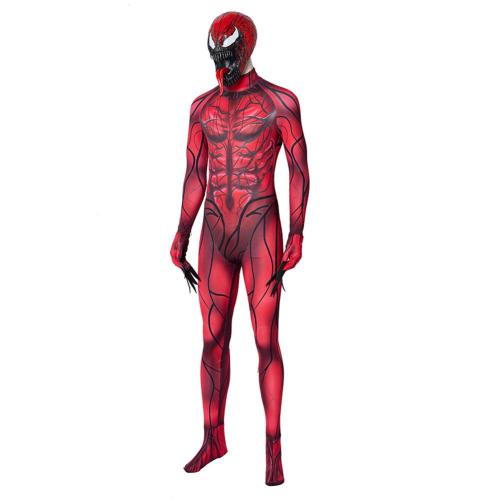 Venom: Let There Be Carnage Cosplay Costume Outfits Halloween Carnival Suit
