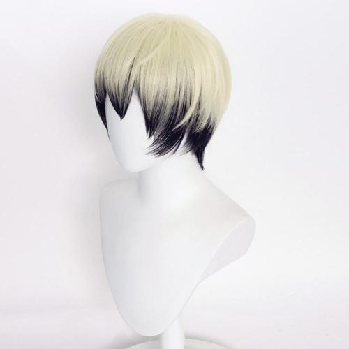 Jujutsu Kaisen Zenin Naoya Cosplay Wig Heat Resistant Synthetic Hair Carnival Halloween Party Props