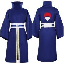 Naruto Uchiha Obito Cosplay Costume Kimono Outfits Halloween Carnival Suit