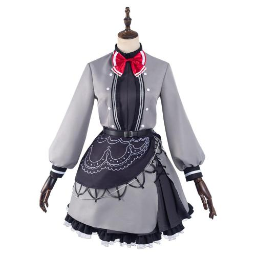 The Detective Is Already Dead -Siesta Cosplay Costume Dress Outfits Halloween Carnival Suit