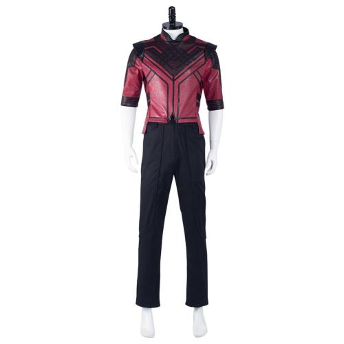 Anime Shang-Chi and the Legend of the Ten Rings-Shang-Chi Cosplay Costume Outfits Halloween Carnival Suit