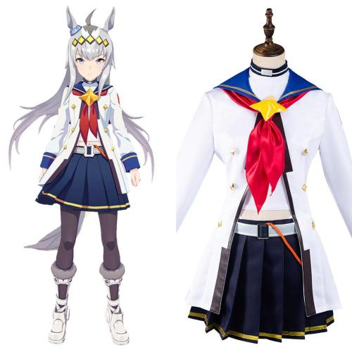 Pretty Derby Oguri Cap Cosplay Costume Dress Outfits Halloween Carnival Suit