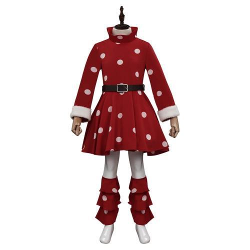 Kids Children My Hero Academia S5 Kinoko Komori Cosplay Costume Outfits Halloween Carnival Suit