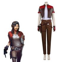 Star Wars Doctor Aphra Cosplay Costume Outfits Halloween Carnival Suit