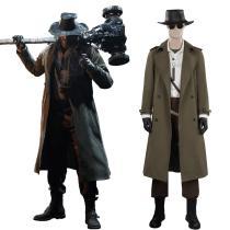 Resident Evil Village- Karl Heisenberg Cosplay Costume Outfits Halloween Carnival Suit