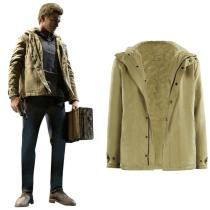 Resident Evil Village- Ethan Winters Coat Cosplay Costume Outfits Halloween Carnival Suit