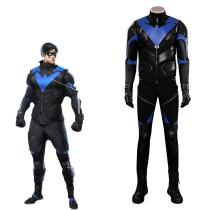 Gotham Knights Nightwing Cosplay Costume Outfits Halloween Carnival Suit