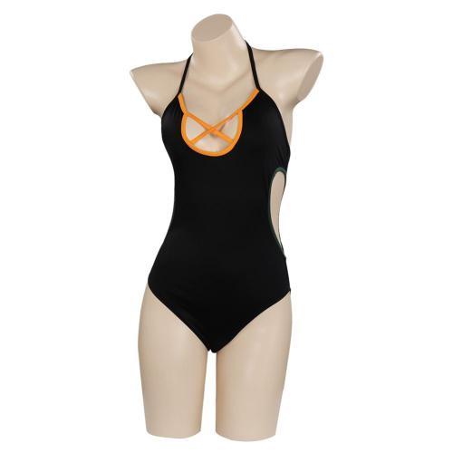 My Hero Academia Bakugou Katsuki Cosplay Costume Swimwear Outfits Halloween Carnival Suit