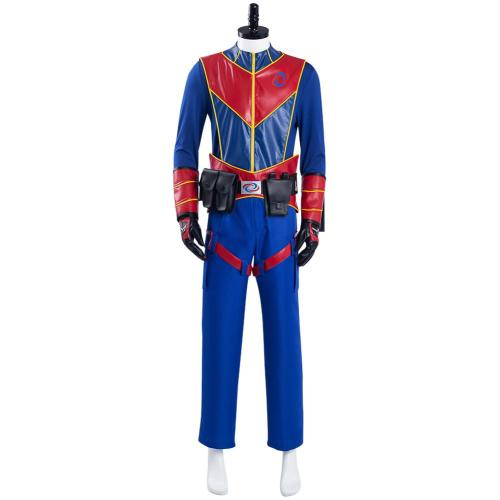 Henry Danger- Captain Man  Cosplay Costume Outfits Halloween Carnival Suit