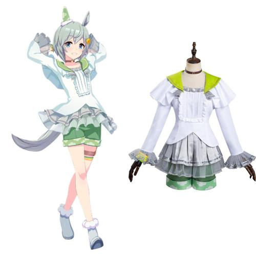 Anime Pretty Derby Seiun Sky Cosplay Costume Dress Outfits Halloween Carnival Suit