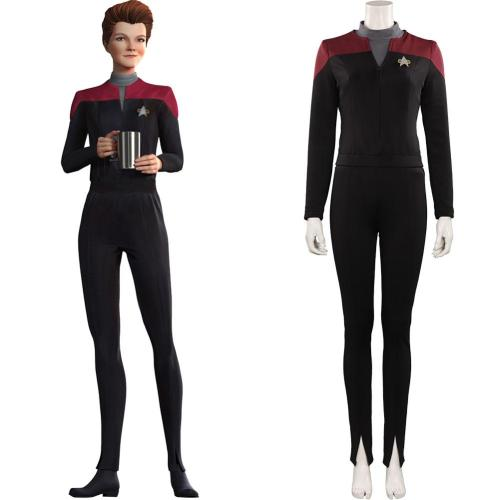 Star Trek:Prodigy-Kathryn Janeway Cosplay Costume Outfits Halloween Carnival Suit