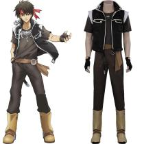 Sorcerous Stabber Orphen: Battle of Kimluck- Orphen Cosplay Costume Outfits Halloween Carnival Suit