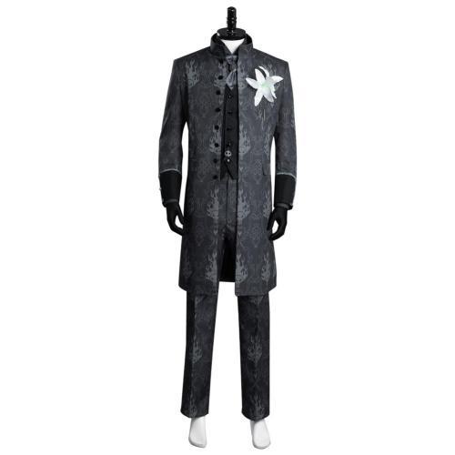 Twisted-Wonderland -Idia  Cosplay Costume Adult Uniform Coat Outfits Halloween Carnival Costume Custom