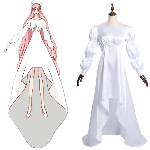 Ryuu to Sobakasu no Hime/ Belle Cosplay Costume Outfits Halloween Carnival Suit