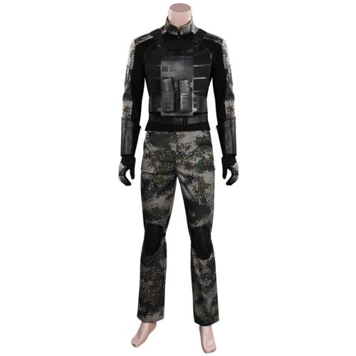 The Tomorrow War - Dan Forester Cosplay Costume Outfits Halloween Carnival Suit