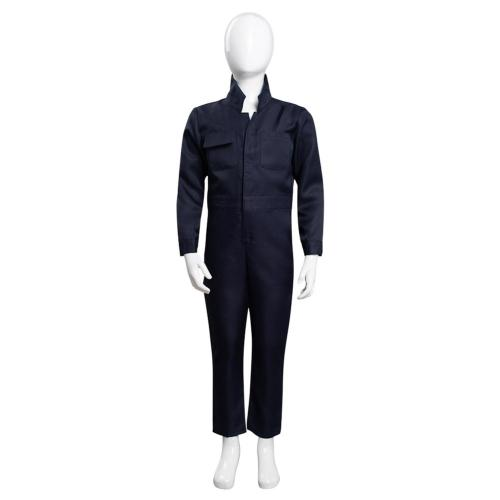 2021 Movie Halloween Kills - Michael Myers Cosplay Costume Outfits Kids Children Halloween Carnival Suit
