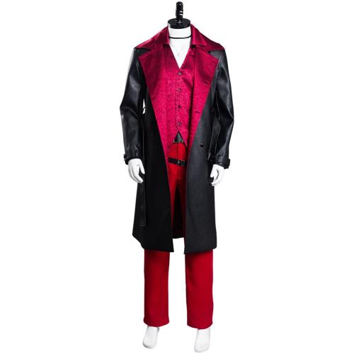 The King of Fighters XV - Iori Yagami Cosplay Costume Outfits Halloween Carnival Suit