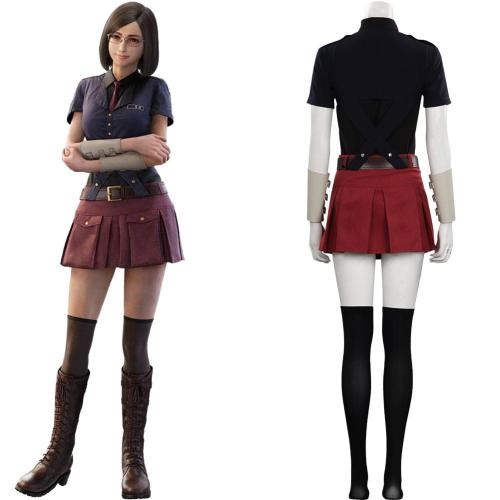 Final Fantasy VII Remake Intergrade - Nayo Cosplay Costume Skirt Outfits Halloween Carnival Suit