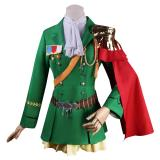 Anime Pretty Derby -Tokai Teio Cosplay Costume Outfits Halloween Carnival Suit