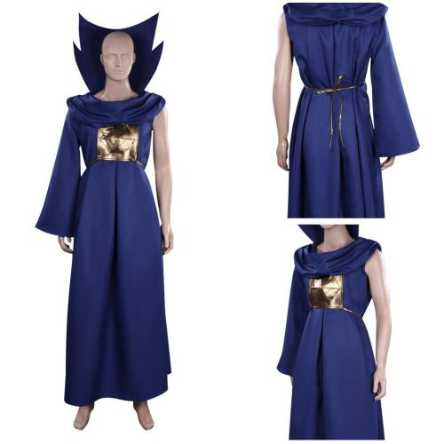 What If - The Watcher  Cosplay Costume Outfits Halloween Carnival Suit