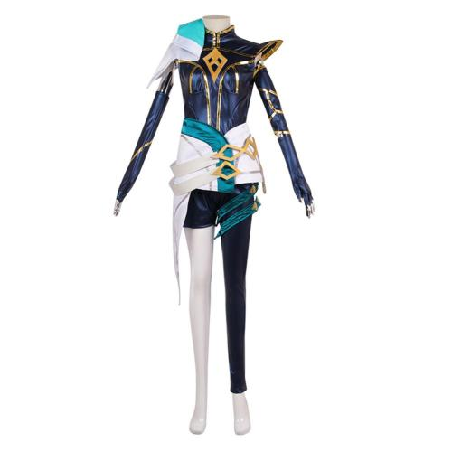 LoL Irelia The Blade Dancer Cosplay Costume Outfits Halloween Carnival Suit