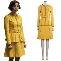 The Mysterious Benedict Society - Number Two Cosplay Costume Outfits Halloween Carnival Suit