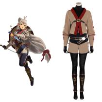 Hyrule Warriors: Age of Calamity - Impa Cosplay Costume Outfits Halloween Carnival Suit
