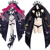 Fate/Grand Order FGO Tristan Cosplay Costume Outfits Halloween Carnival Suit
